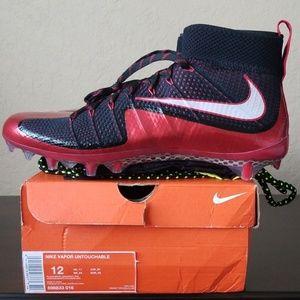 NEW Nike Vapor Untouchable Football Cleats